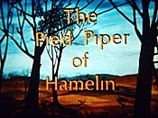 The Pied Piper Of Hamelin Pictures To Cartoon