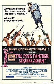 The Pink Panther Strikes Again Cartoon Picture