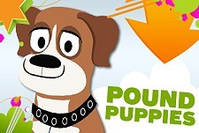 Pound Puppies Episode Guide Logo
