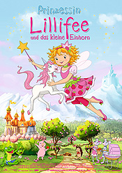 Prinzessin Lillifee Und Das Kleine Einhorn (Princess Lillifee And The Little Unicorn) Picture To Cartoon