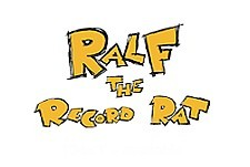 Ralph the Record Rat  Logo