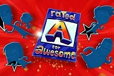 Rated A For Awesome Episode Guide Logo