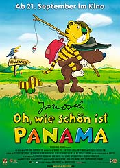 Oh, Wie Sch�n Ist Panama (Oh, How Beautiful Panama Is) Picture Into Cartoon