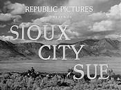 Sioux City Sue Cartoon Picture