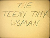 The Teeny Tiny Woman Cartoons Picture