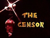 The Censor Cartoon Picture