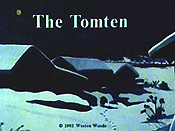 The Tomten Cartoon Picture