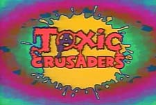 Toxic Crusaders Episode Guide Logo
