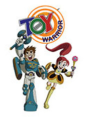 Toy Warrior Cartoon Picture