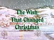The Wish That Changed Christmas Picture To Cartoon