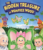 The Hidden Treasure Of Wompkee Wood Cartoon Character Picture