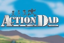 Action Dad  Logo