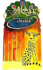 Akbar's Cheetah Free Cartoon Picture