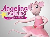 Angelina's New Ballet Teacher Cartoon Character Picture