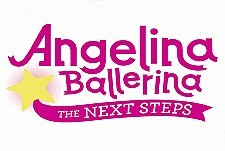 Angelina Ballerina: The Next Steps Episode Guide Logo