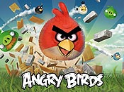 Angry Birds Cartoon Picture