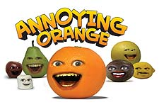 The Annoy�ing Orange