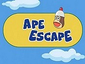 Ape Escape (Series) Picture Into Cartoon