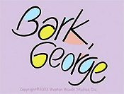 Bark, George Cartoon Pictures