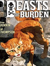 Beasts Of Burden Cartoon Picture