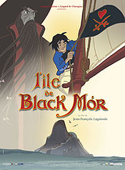 L'ile de Black M�r (Black Mor's Treasure) Cartoon Character Picture