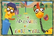 The Adventures Of Bottle Top Bill And His Best Friend Corky Episode Guide Logo