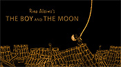 The Boy and the Moon Cartoon Picture