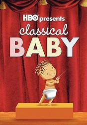 Classical Baby 2 Picture Into Cartoon