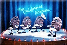 The California Raisins Episode Guide Logo