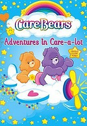 Care-Ful Bear Picture Into Cartoon