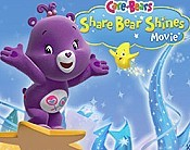 Care Bears: Share Bear Shines Pictures Of Cartoons