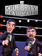 Celebrity Deathmatch Clipshow Pictures In Cartoon