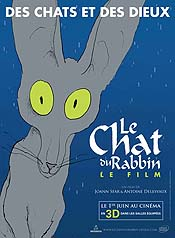 Le Chat du Rabbin Cartoon Picture