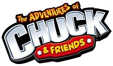 The Adventures of Chuck & Friends Episode Guide Logo