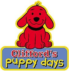 Clifford's Puppy Days Episode Guide Logo