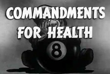 Commandments For Health