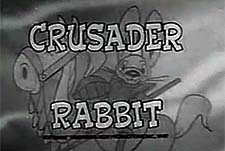 Crusader Rabbit Episode Guide Logo