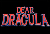 Dear Dracula Cartoon Picture