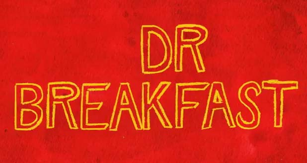 Dr. Breakfast Cartoon Picture