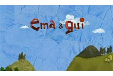 L'Emma i el Guiu Episode Guide Logo