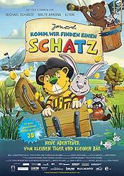 Komm, Wir Finden Einen Schatz! Cartoon Picture