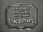 Flying Elephants Video