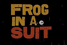 Frog In A Suit