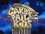 Garbage Pail Kids (Series) Cartoon Picture