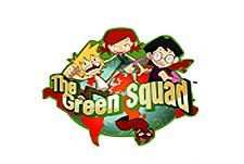The Green Squad Episode Guide Logo