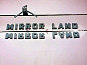 Mirror Land Cartoon Picture