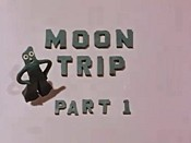 Moon Trip Cartoon Picture