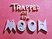 Trapped On The Moon Free Cartoon Pictures