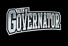 The Governator  Logo