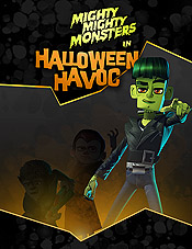 Halloween Havoc Cartoon Picture